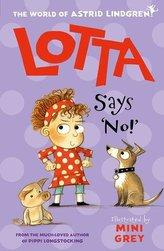 Lotta Says \'NO!\'