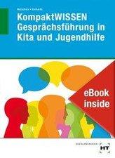eBook inside: Buch und eBook KompaktWISSEN Gesprächsführung in Kita und Jugendhilfe
