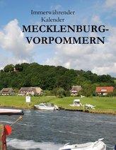 Immerwährender Kalender Mecklenburg-Vorpommern