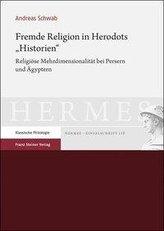 "Fremde Religion in Herodots \""Historien\"""