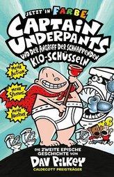 Captain Underpants Band 2 - Angriff der schnappenden Kloschüsseln