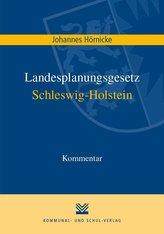 Landesplanungsgesetz Schleswig-Holstein