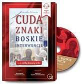 Cuda, znaki, Boskie interwencje. Audiobook