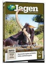 Mit Büchse und Bogen in Südafrika. Tl.2, 1 DVD-Video