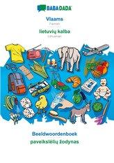 BABADADA, Vlaams - lietuviu kalba, Beeldwoordenboek - paveiksleliu zodynas
