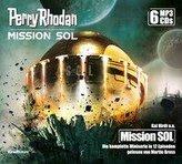 Perry Rhodan Mission SOL - Die komplette Miniserie (6 MP3-CDs)