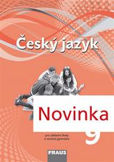 Český jazyk 9 Pracovní sešit