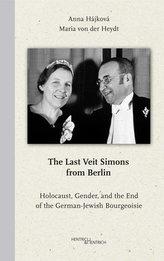 The Last Veit Simons from Berlin