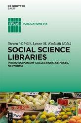 Social Science Libraries