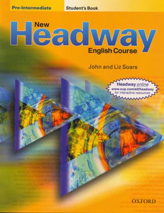 New Headway Pre-Intermediate Student´s Book (učebnice) - Náhled učebnice