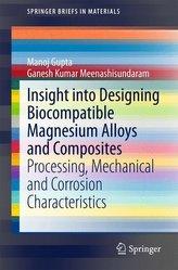 Insight into Designing Biocompatible Magnesium Alloys and Composites