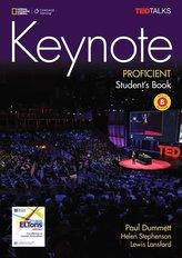 Keynote C2.1/C2.2: Proficient - Student\'s Book (Split Edition B) + DVD