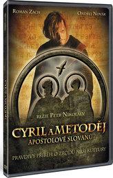 Cyril a Metoděj - Apoštolové Slovanů - DVD