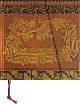 Notatnik ozdobny 0018-01 PRECOLOMBINA Cultura Azte