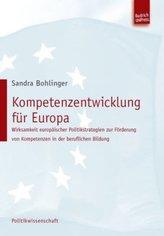 Kompetenzentwicklung für Europa