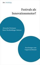 itw : im dialog - Band 4: Festivals als Innovationsmotor