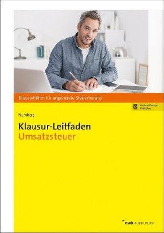 Klausur-Leitfaden Umsatzsteuer, m. 1 Buch, m. 1 Online-Zugang