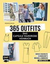 365 Outfits - Das Capsule Wardrobe Nähbuch