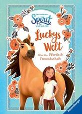 Dreamworks Spirit Wild und Frei:Luckys Welt. Alles über Pferde und Freundschaft