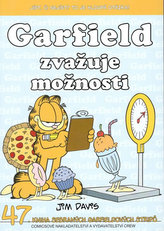 Garfield zvažuje možnosti