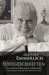 FORTGESCHRITTEN: Von Gunther Emmerlich handsignierte Erstausgabe