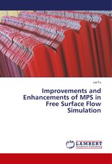 Improvements and Enhancements of MPS in Free Surface Flow Simulation