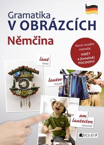 Gramatika V OBRÁZCÍCH Němčina - Náhled učebnice