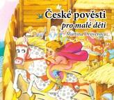 České pověsti pro malé děti (audiokniha pro děti)