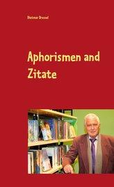 Aphorismen and Zitate