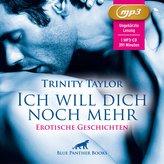 Ich will dich noch mehr   Erotische Geschichten MP3CD