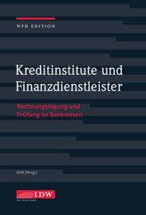 Kreditinstitute und Finanzdienstleister mit Online-Ausgabe
