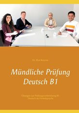 Mündliche Prüfung Deutsch B1