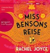 Miss Bensons Reise