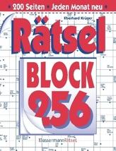 Rätselblock 256