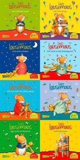 Pixi-Bundle 8er Serie 271: Neues von Leo Lausemaus (8x1 Exemplar)
