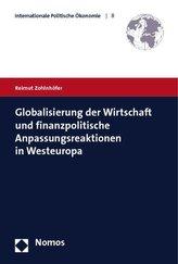 Globalisierung der Wirtschaft und finanzpolitische Anpassungsreaktionen in Westeuropa