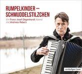 Rumpelkinder - Schmuddelstilzchen - Ein Franz-Josef Degenhardt Abend mit Andreas Rebers
