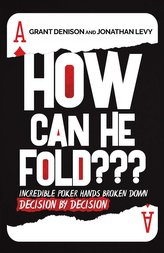 How Can He Fold???