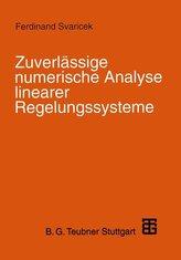 Zuverlässige numerische Analyse linearer Regelungssysteme