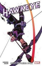 Hawkeye: Held in freiem Fall