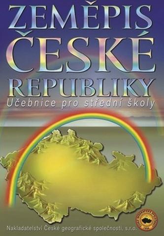 Zeměpis České republiky - Učebnice pro střední školy - Náhled učebnice