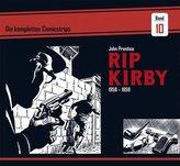Rip Kirby: Die kompletten Comicstrips / Band 10 1958 - 1959