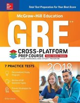 McGraw-Hill Education Preparation for the GRE Test 2018 Cross-Platform Prep Course