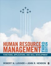 Human Resource Management: Functions, Applications, and Skill Development