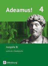 Adeamus! - Ausgabe B Band 4 - Latein als 1. Fremdsprache