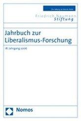 Jahrbuch der Liberalismus-Forschung 2006