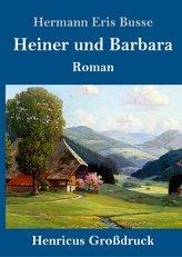 Heiner und Barbara (Großdruck)