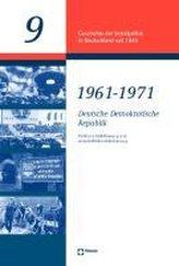 Deutsche Demokratische Republik 1961 - 1971