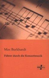 Führer durch die Konzertmusik