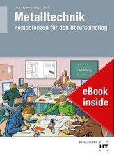 eBook inside: Buch und eBook Metalltechnik